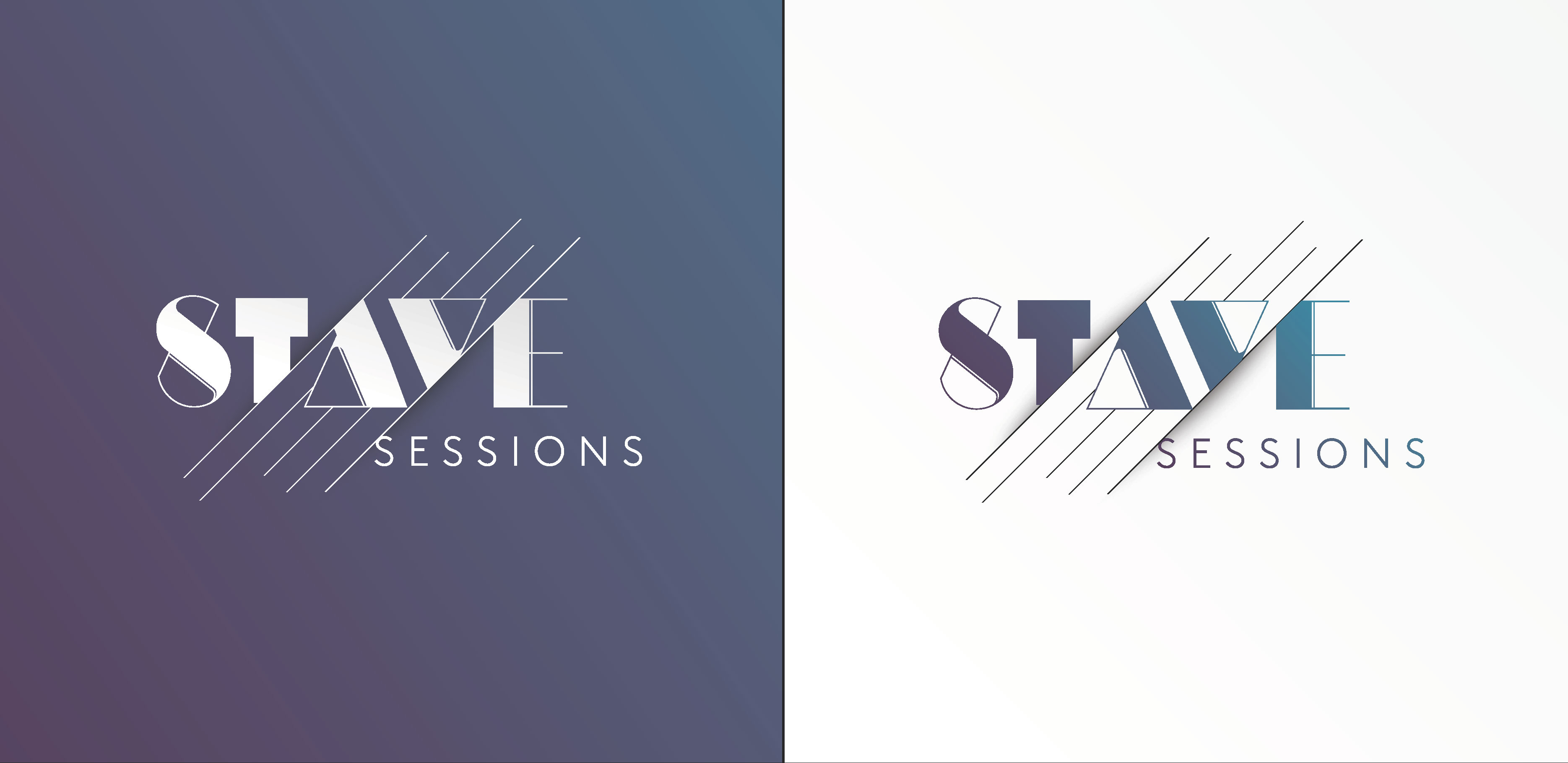 Stave Sessions Logo Lockup